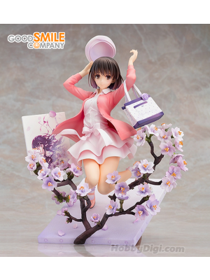 Good Smile 1/7 PVC Figure - Megumi Kato (First Meeting Outfit Ver.)