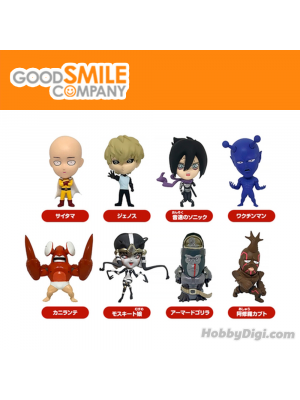 Good Smile 16 directions Collectible Figures - One Punch Man Vol. 1 (Rerelease)