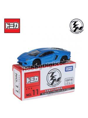 Tomica Event Model 限定合金車 No.11 - Lamborghini Aventador LP 700-4