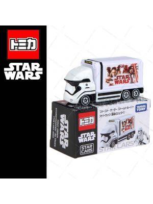 Tomica Star Wars 系列合金車 - First Order StormTrooper Ad Track (Last Jedi)