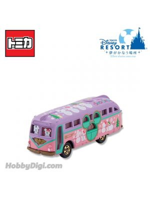 Tomica Tokyo Disney Resort Limited Diecast Model Car - Disney Christmas 2019 Vehicle Collection