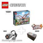 LEGO Creator 10261: Roller Coaster 連動力套裝