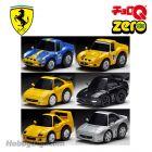 [日版] Tomica ChoroQ Zero 合金回力車 - 2020年1月份新車 一套六架